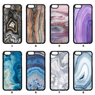 Agate Marble Phone Case