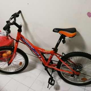 兒童單車18 吋
