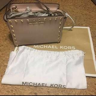 MICHAEL KORS 購自香港專櫃( mk ) Authentic