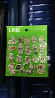 LINE 貼紙  ( CONY )