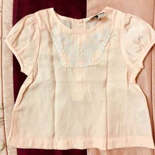 Baby poney beautiful tops / blouse 👚