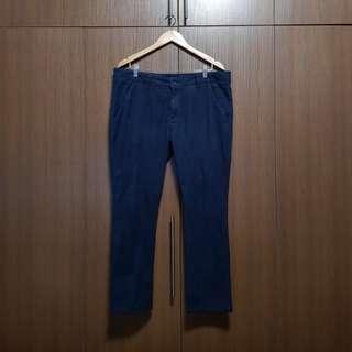 Memo TrueFitt Dark Blue Pants