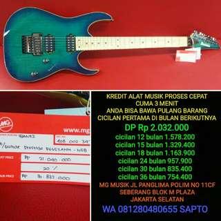 GITAR IBANEZ PRESTIGE RG 652 BISA CICILAN
