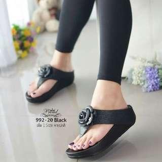Style flipflop Chanel sandals