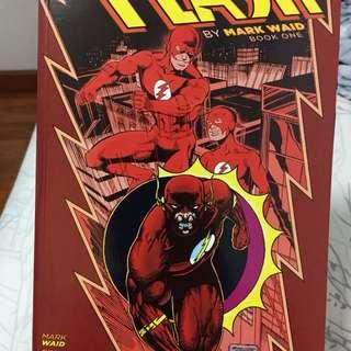 The Flash by Mark Waid book 1 TPB