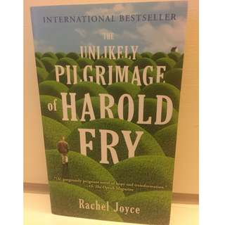 [USED] The Unlikely Pilgrimage of Harold Fry by Rachel Joyce