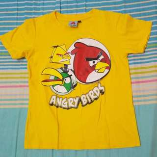 Shirt-Angry Bird (Yellow)