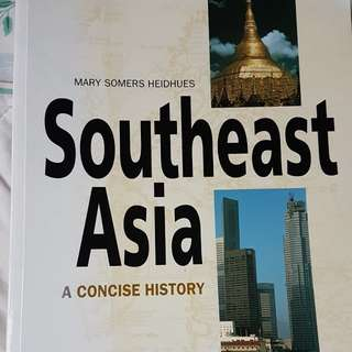 Southeast Asia: A Concise History (Mary Heidhues)