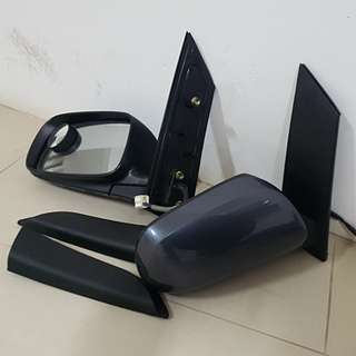 Toyota Wish Side Mirrors