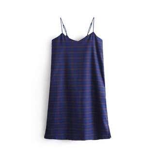🔥Europe New Back System Strap Dress