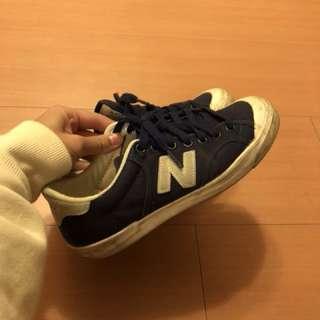 🚚 New balance 平底板鞋 深藍