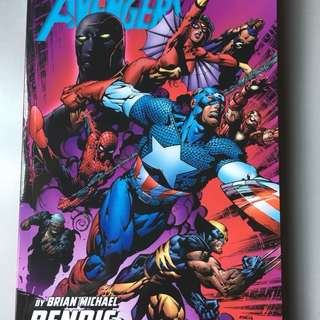 The New Avengers by Brian Michael Bendis vol 2 TPB