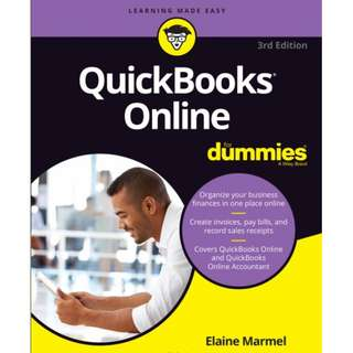 Ebook QuickBooks® Online For Dummies®, 3rd Edition