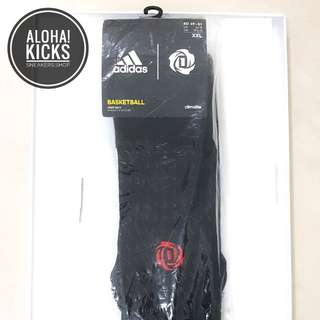 NEW! ADIDAS D Rose Socks