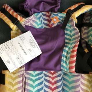 BNWT Tula Baby Carrier Full Coast Standard WC Migaloo Delight