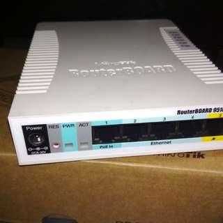 Mikrotik RB951 series