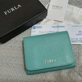 [Authentic] Furla Trifold Wallet