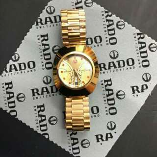 Authentic Automatic Rado Watch