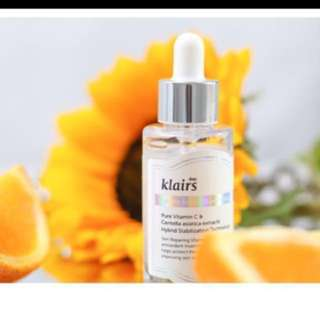 [Ready Stocks] - Klairs Vitamin C Serum