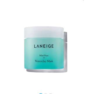 [Ready Stocks] - Laneige Mini Pore Waterclay Mask 70ml