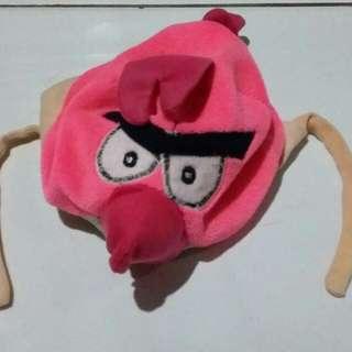 topi angry bird