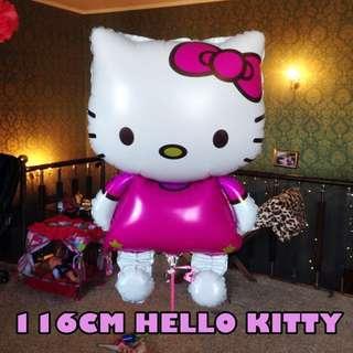 HELLO KITTY Foil Balloons Decor