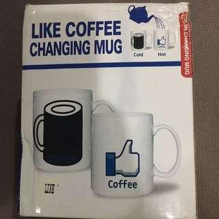 [BNIB] Colour Changing Mug