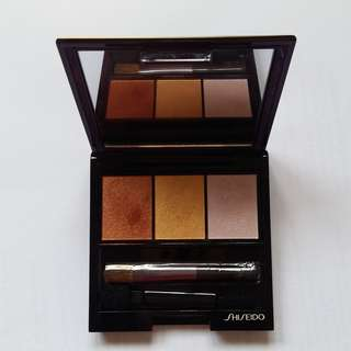 Shiseido Luminizing Satin Eye Color Trio BR214