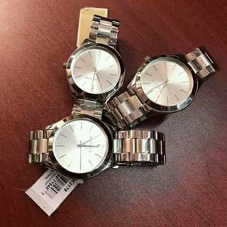Authentic Michael Kors (Slim strap) Watxh