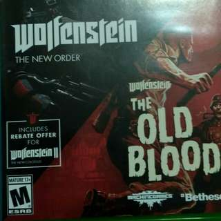 Wolfenstein 2 Pack (New Order and Old Blood)