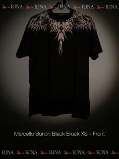 Marcello Burlon Black Eruek