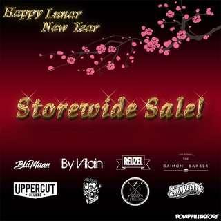 CNY Promo *Storewide Sale!*