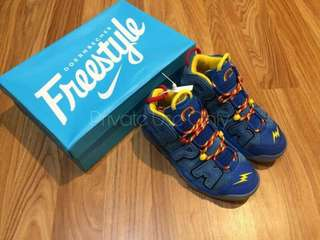 (Limited) Nike Air More Uptempo Doernbecher Blue