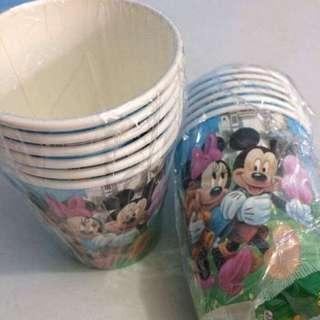 6 pcs/set Party Paper Cups