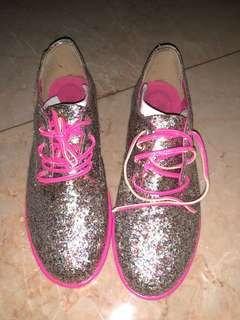 Shoes glitter by ems project