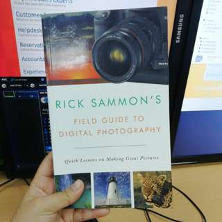Field Guide To Digital Photography by Rick Sammon