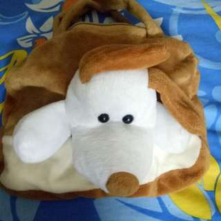 tas anak mode anjing