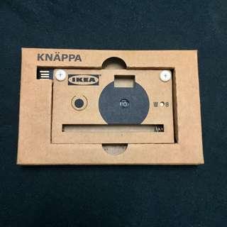 KNAPPA IKEA CAMERA