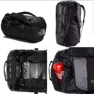 The North Face Duffel Bag - Black