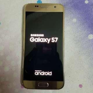 Samsung galaxy s7 64gold