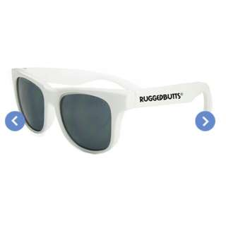 BrandNew White Toddlers Sunglasses Unisex
