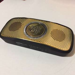 Monster 24k Superstar Backfloat Bluetooth Speaker 藍牙揚聲器