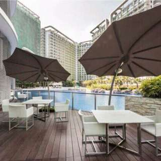 AZURE STAYCATION FOR 4 or FOR 6!!