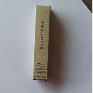Burberry Liquid Lip Velvet – Fawn No.05