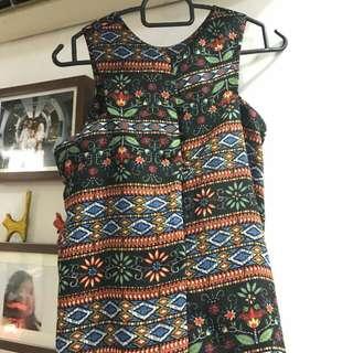 Batik design shirt