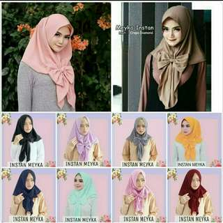 Hijab Instan Meyka