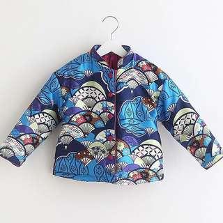 中國風新年外套