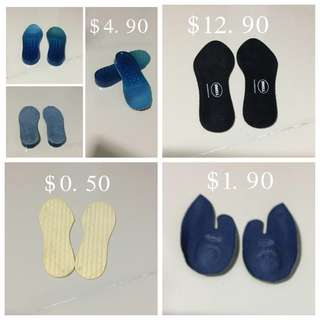 (Used)Ladies Shoes Insoles
