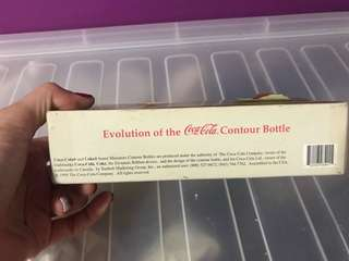 Mini Coke Bottle Evolution