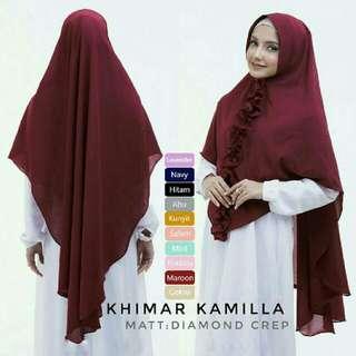 Hijab Khimar Kamilla
